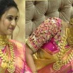 Niharika Pre Bridal Looks